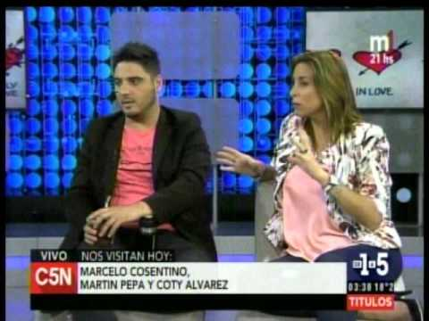 C5N De1a5 Marcelo Cosentino Martin Pepa y Coty Alvarez Parte 3