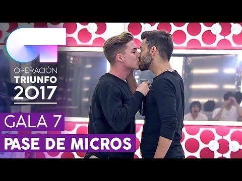 Xxx Mp4 MANOS VACÍAS Raoul Y Agoney Segundo Pase De Micros Para La Gala 7 OT 2017 3gp Sex