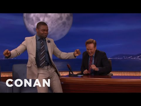 David Oyelowo's Son Just Learned About Sex  - CONAN on TBS