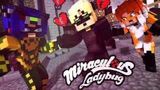 Marinette Gets AKUMATIZED!?! ♥Minecraft Miraculous Ladybug and Cat Noir Ep 39 - Season 2 Episode 14