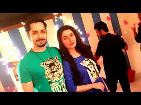 aiza khan real pic with danish tahmoor