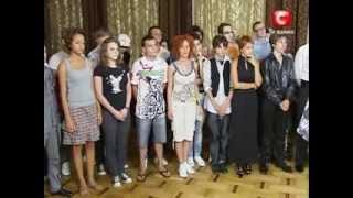 «The X-factor Ukraine» Season 1. Bootcamp. part 1