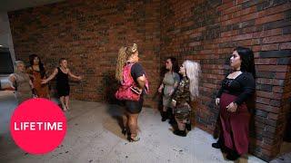 Little Women: Dallas - Caylea and Amanda Brawl at the Club (Season 2, Episode 1) | Lifetime