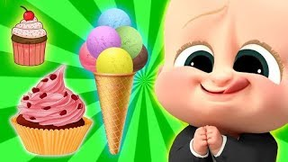 Real Cake Maker 3D -  Fun Baby Learn Colours & Play Kitchen Kids Game