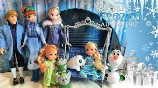 Frozen 2 Dolls Olaf
