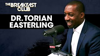 Dr. Torian Easterling Of NYC Dept. Of Health Talks Flu Vaccinations + More