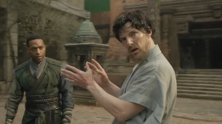 Doctor Strange - Bloopers & Outtakes | official gag reel (2017) Benedict Cumberbatchvie HD