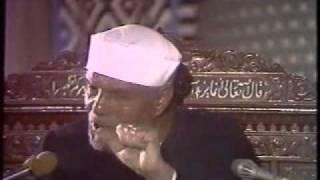تفسير سورة مريم الحلقة 1 - الشعراوي