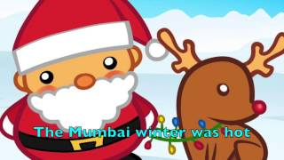 Jingle Bells with an Indian twist