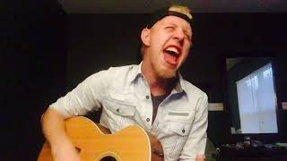 Take Back Home Girl by Chris Lane (ft. Tori Kelly) Cover
