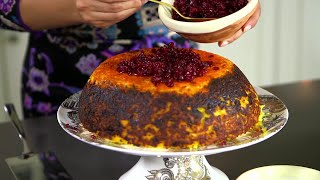 Ariana's Persian Kitchen -  Savory Rice Cake /  آشپزخانه ایرانی آریانا – ته چین