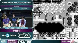 TASBot Block and Final Fantasy VI (part 1) - SGDQ 2016 - Part 170