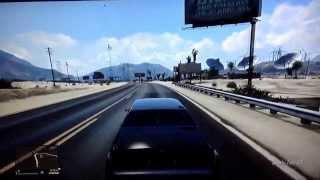 GTA 5 - Couple Have sex in Trevor's car !