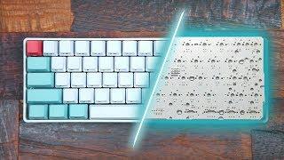 Building a 60% Keyboard!