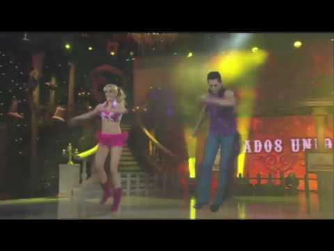 EEUU Quebradita Segundo Campeonato Mundial de Baile HD 11 07 10