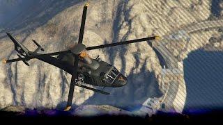 Merryweather basis op de dam!  - Terror Zombies Ep3 - Noway ZVM (GTA 5 Mods)