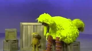 Sesame Street - Big Bird and Zoe on Big and Little