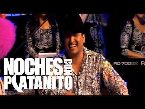 Julion Alvarez en la Guerra de Tequilazos en Noches con Platanito