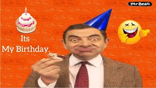 "Mr Bean""S Happy Birthday 