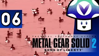 [Vinesauce] Vinny - Metal Gear Solid 2: Sons of Liberty (part 6 Finale)