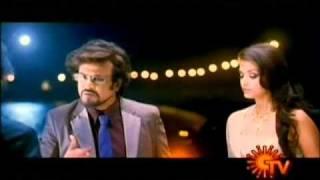 Endhiran - Rajinikanth as Vaseegaran and Chitti