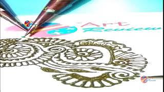 How to make henna Mehndi Designs for Bridal ❤❤ Simple Mehendi Design 2018 series IV