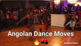 Angolan Dances at the Sawa Sawa Kizomba Festival