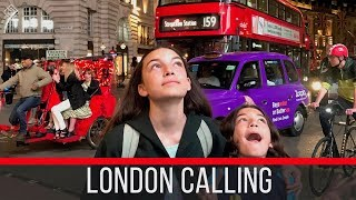 GOING TO LONDON 🇬🇧 - LEAVING THE MOTORHOME BEHIND - Episode 64