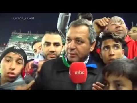 مباراة فلسطين و الجزائر الودية   1 0   تقرير رائع من صدى اÙ
