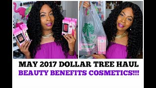 DOLLAR TREE | The BEAUTY BENEFITS COSMETICS Line is BACK!!! + MY SECRET Successful HUNTING Method!