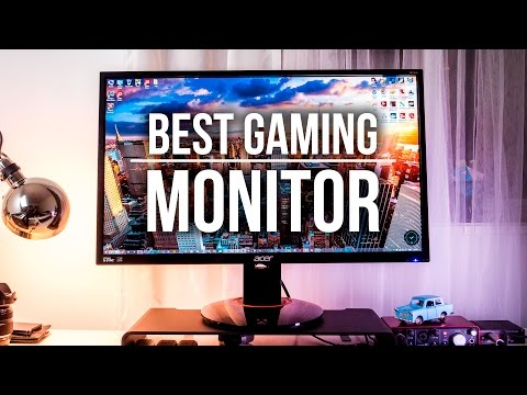 Acer XB270HU Best Gaming Monitor Ever