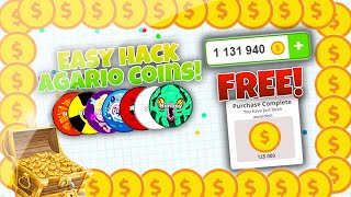 Agar.io ★ How to get FREE coins in agario!! 2016 ★ (%100 WORKING) ★ Agario Hack!!