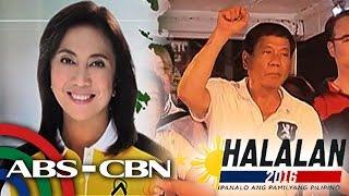 TV Patrol: Robredo, handang makipagtulungan kay Duterte
