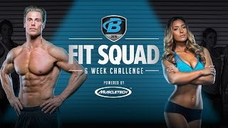 2015 MuscleTech Fit Squad 6-Week Challenge - Getting Started - Marc Megna, Bodybuilding.com