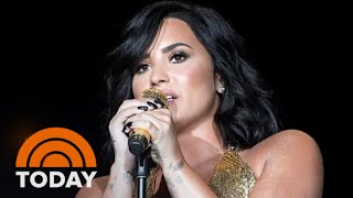 911 Call Released From Night Of Demi Lovato's Apparent Overdose | TODAY