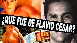 QUE FUE DE FLAVIO CESAR!! Actor y Cantante de los noventas