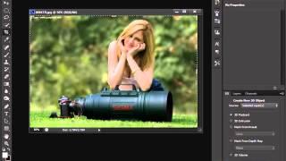 15 Adobe Photoshop Cs6 tutorial in bangla  Crop tool