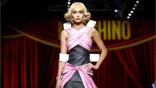 Moschino | Spring Summer 2017 Full Fashion Show | Exclusive