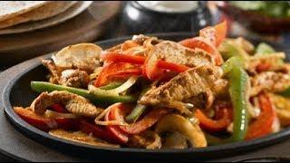Chicken Sizzler | Mexican chicken fajita | How to make chicken sizzler at home