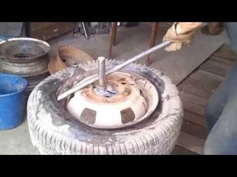 Как сделать вулканизатор в домашних условиях видео