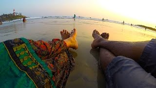 GoPro | Travelogue of Best Indian Couple | Mr & Mrs.Sathya