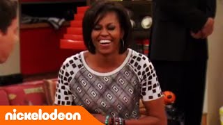 iCarly - Michelle Obama, First Lady bei iCarly!