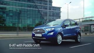 All New Ford EcoSport | It's On Your Side | Official Video