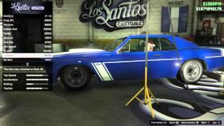 GTA 5 TAMPA MUSCLE CAR TUNING