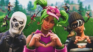 the clan that CHANGED fortnite xd