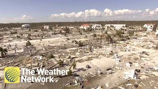 Mexico Beach catastrophic destruction: Drone footage shows the worst of Michael