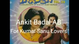 Dilbar Jani Chali Hawa - Kumar Sanu, Bela Sulakhe - Yaadein Vol 20 - Ankit Badal AB