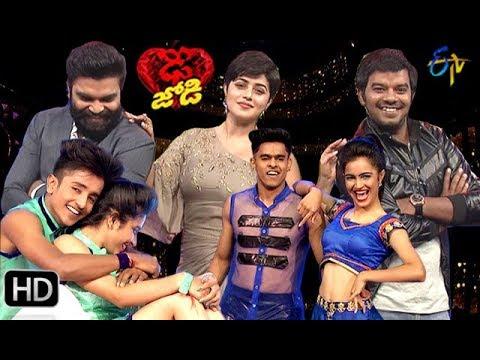 Xxx Mp4 Dhee Jodi 19th December 2018 Full Episode ETV Telugu 3gp Sex