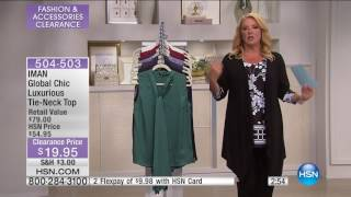 HSN | Fashion & Accessories Clearance Up To 60% Off 02.01.2017 - 09 PM