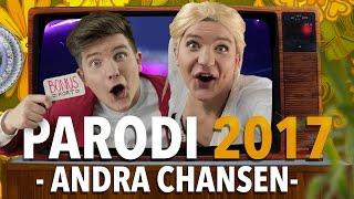 Melodifestivalen 2017 PARODI - Andra chansen